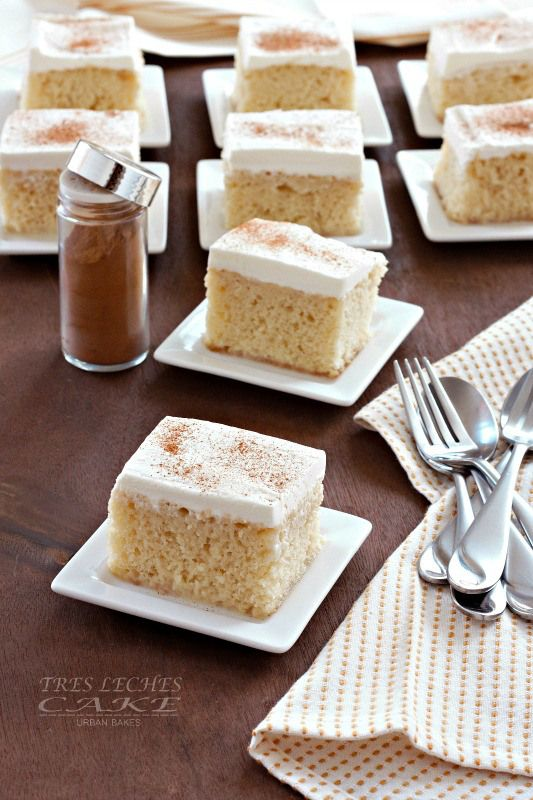Tres Leches Cake Recipe Cake Mix Doctor