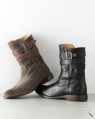 Grungy Boots...luv it.