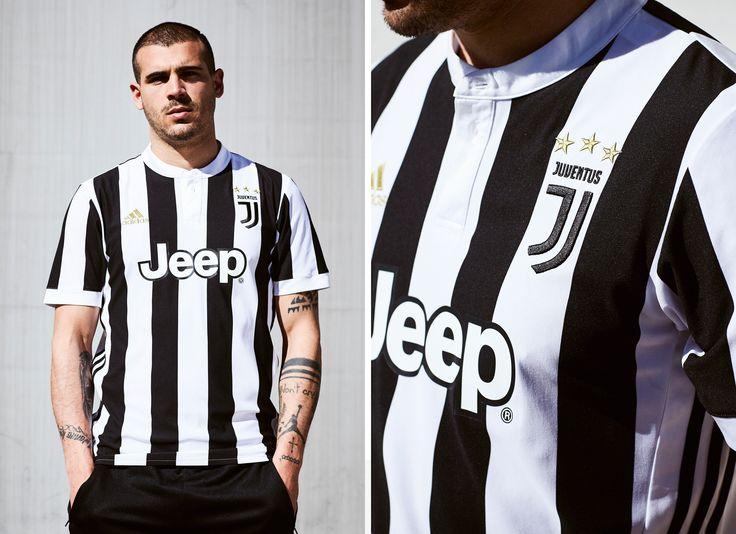 Juventus 2017- 2018 #Adidas #Jeep #Juve #9ine @Adidas Shirts ...