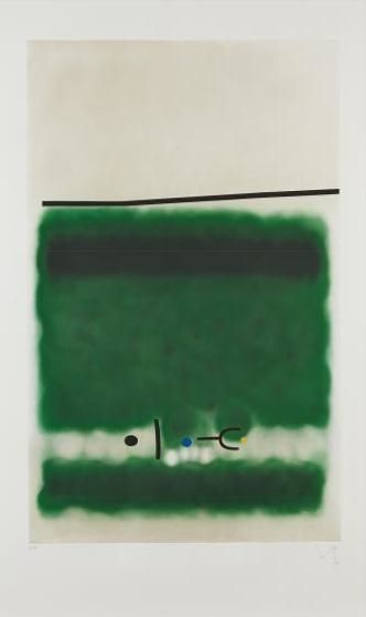 Victor Pasmore, Untitled #9