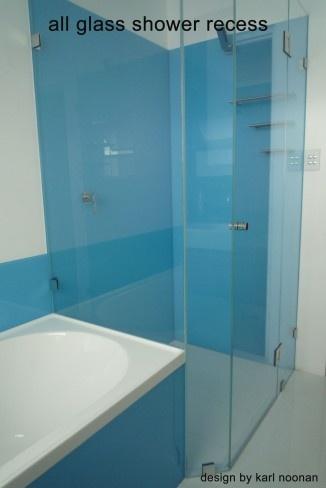 Gl Bathroom Wall Splashbacks S For Shower Above Basin
