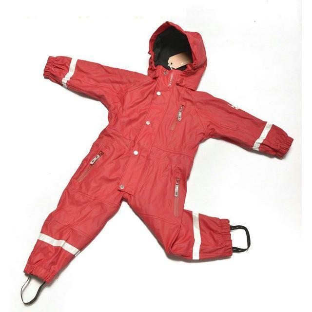 winter kids ski wear boys outdoor waterproof coat kids thick ski suit girls overall windproof jumpsuit cotton padded