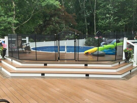 269 Best Images About Patio Pools Decks On Pinterest
