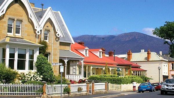 Where to Stay in Hobart, Tasmania – The Salamanca Inn