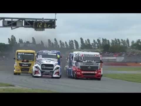 European Truck Racing Championship - 2016 Race of Nogaro - Highlights