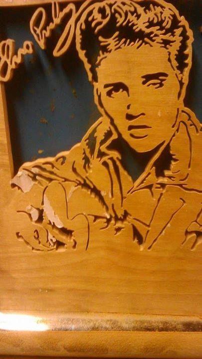 Elvis laget  27. oktober 2014