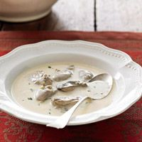 Classic Oyster Stew- I used canned oysters and this was still the best oyster stew that I have ever had!