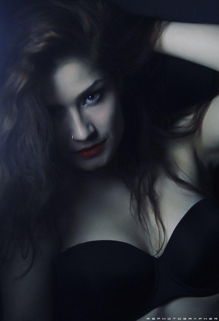I am EVIL by riccardo scrocca  Project London  Model: Sandie Soriano  www.riccardoscrocca.com
