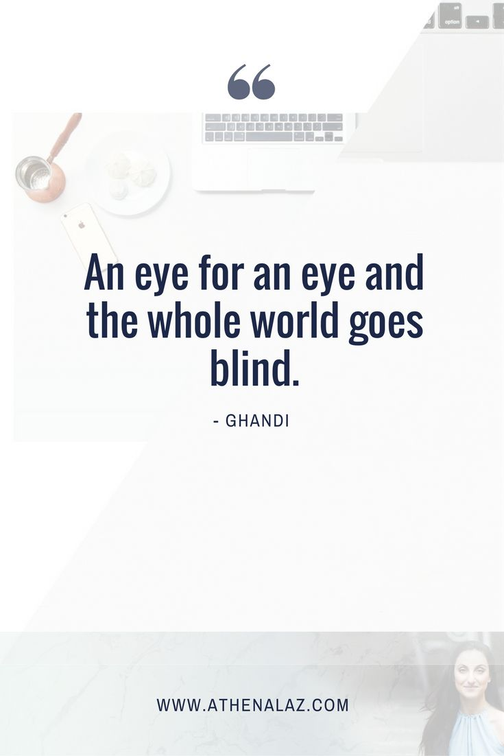 Inspirational Quote, Love, Ghandi