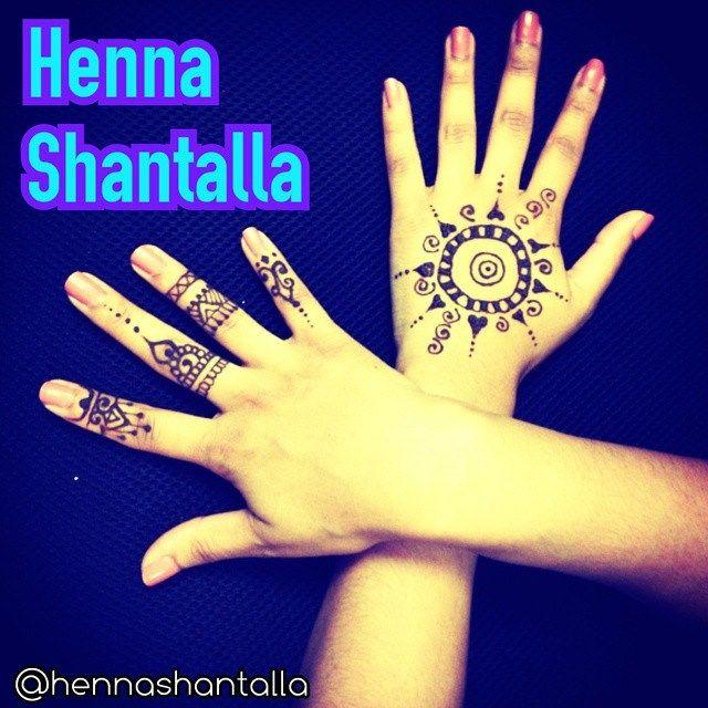Clienta con henna rings y sol de henna #henna #hennashantalla #shantallalam #tattoo #rings #sun #santodomingo
