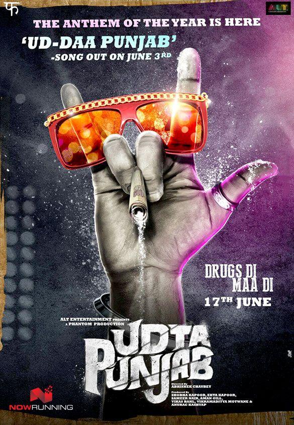 Udta Punjab by Abhishek Chaub, Starring Shahid Kapoor, Kareena Kapoor, Alia Bhatt, Diljit Dosan