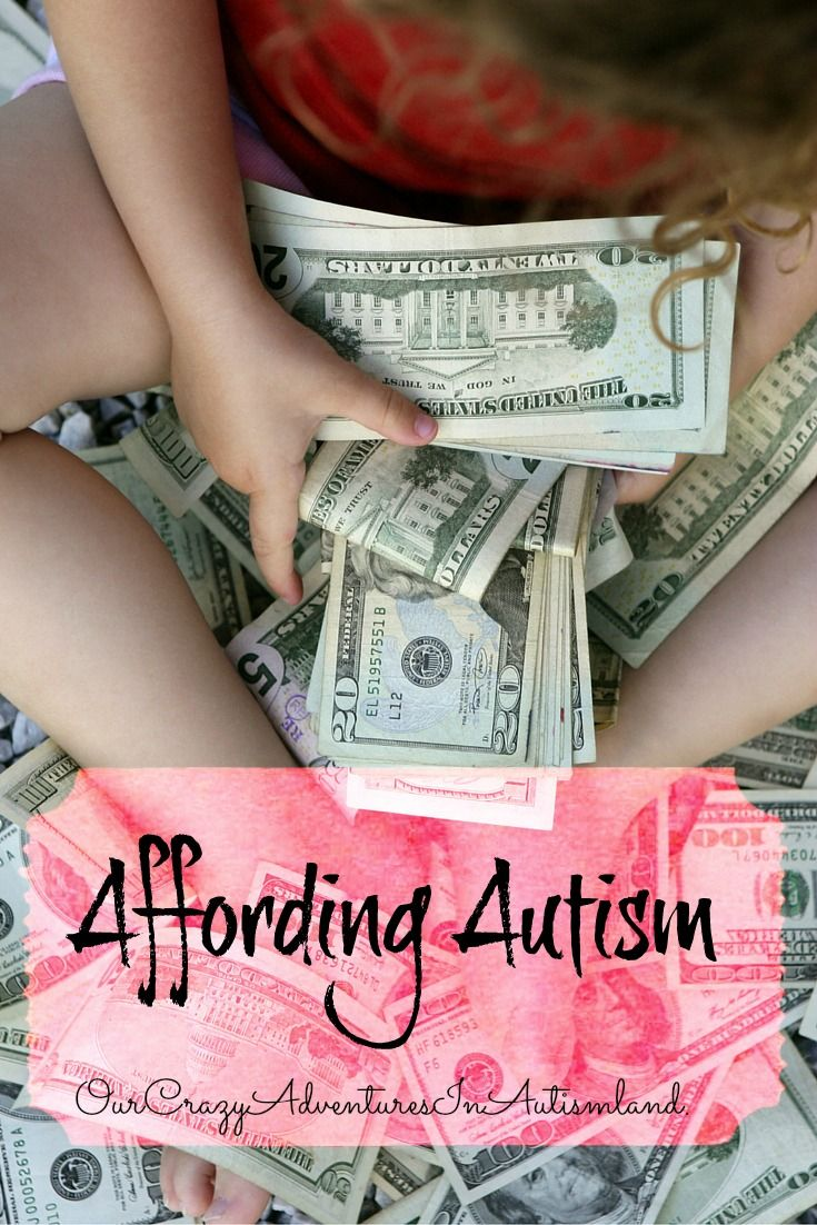 Autism can be a giant money pit. Explore some ways to keep costs at bay while still helping your child.