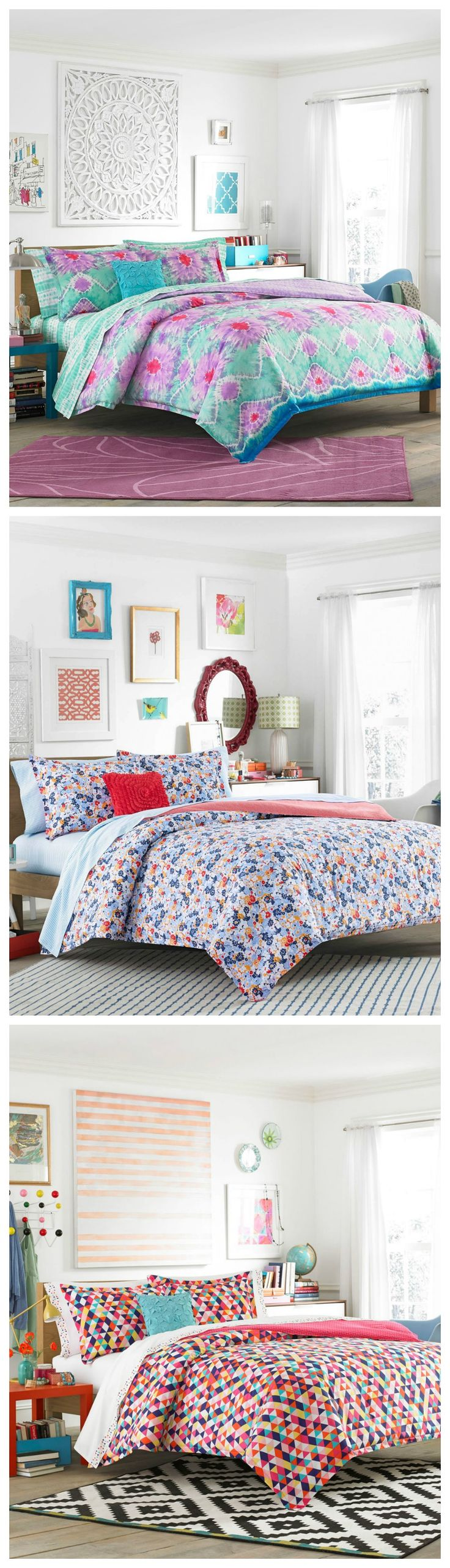 Brighten up your bedroom or dorm room in a bold way! hayneedle.com has all the looks you'll love, PLUS free shipping on any item over $49.