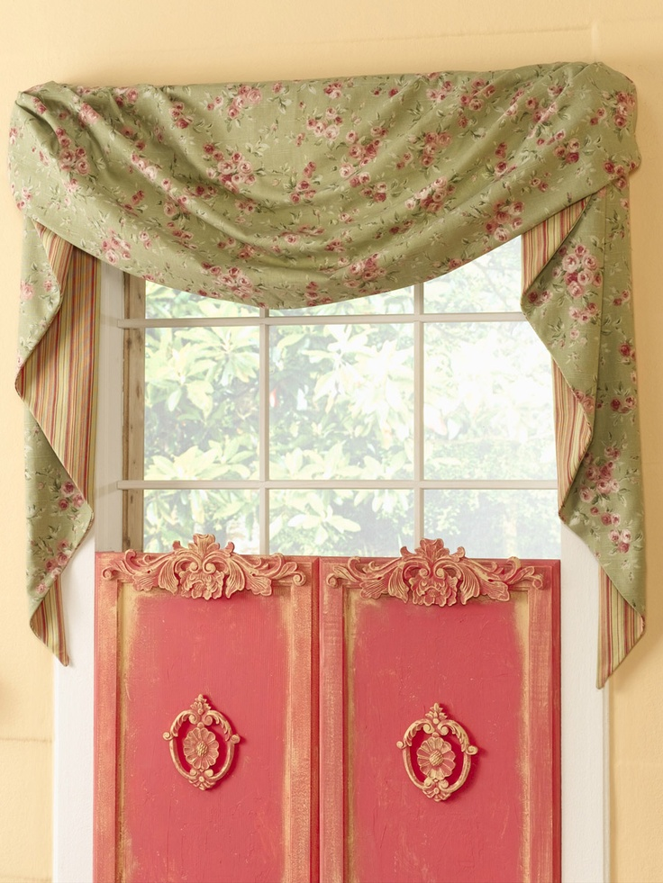 17 best images about window treatments on pinterest for Window treatments for less