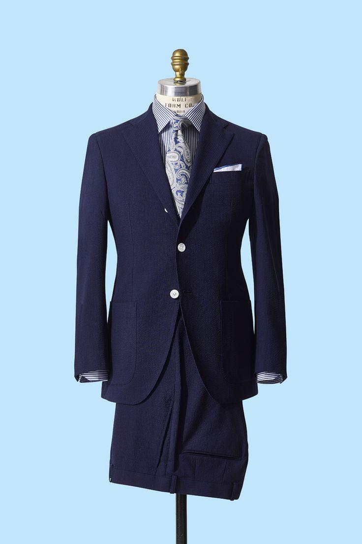 SUMMER SUIT COLLECTION – パーソナルオーダースーツ・シャツの麻布テーラー|azabu tailor