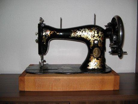 Mi esposo cumplió mi sueño; de volver a tener una máquina de las que tenía mi madre... GRACIAS! me encanta!