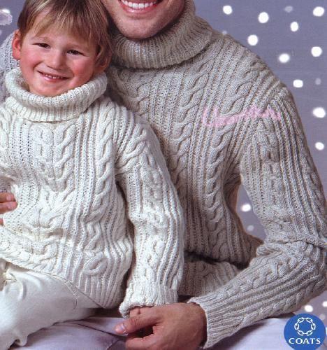 Фото детских вязанных свитеров с описанием вязки