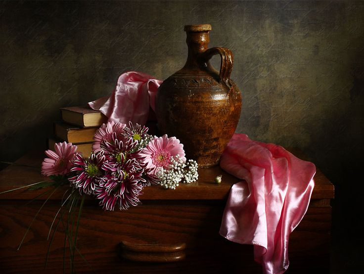 Floral Still Life Photo Art by Inna Korobova