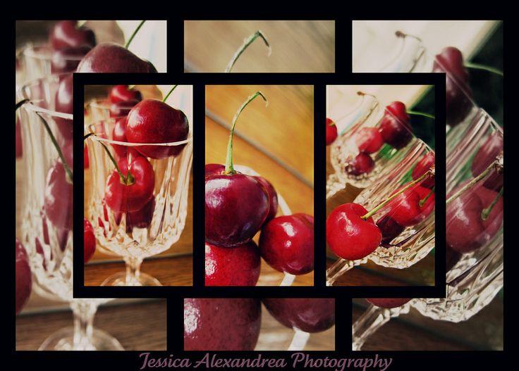 Cherries, this was a fun little task.