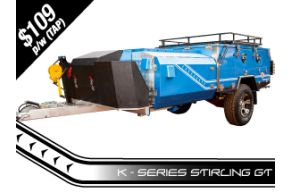 Ezytrail Hard Floor Camper Trailers for Sale in VIC, NSW, WA, SA & QLD