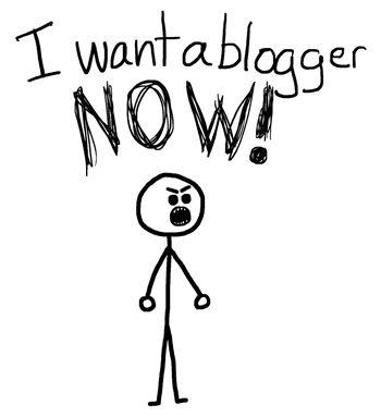 Chi è lo stratega che propone all'azienda blogger che scrivono in italiano ipotetico?