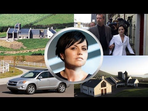 DOLORES O'RIORDAN ● BIOGRAPHY ● House ● Cars ● Family ● Net worth ● - YouTube