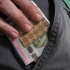 Magt pinza para billetes #moneyclip #difondere