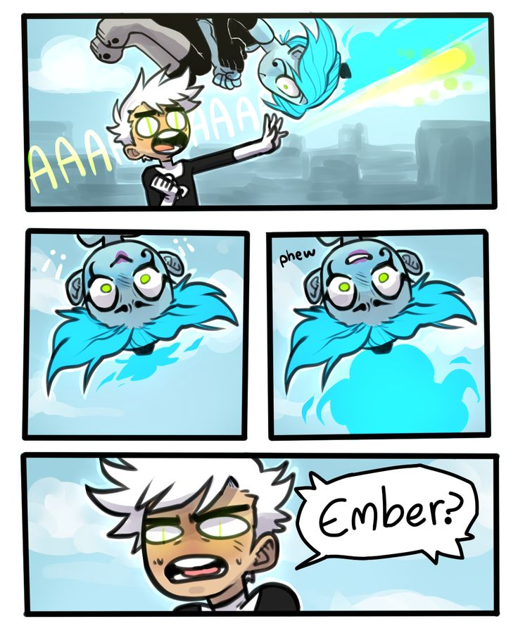 Page 61 (and this time uploaded onto the right blog) Yeah Ember as if that's the smart thing to do