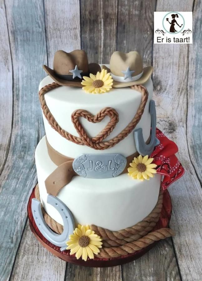 Sensational Country Wedding Cake Country Wedding Cake By Wilma Olivier Funny Birthday Cards Online Elaedamsfinfo