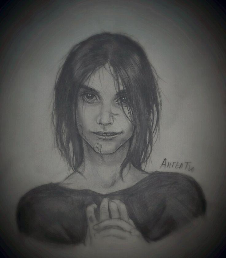 Красавица by Ангел Ти