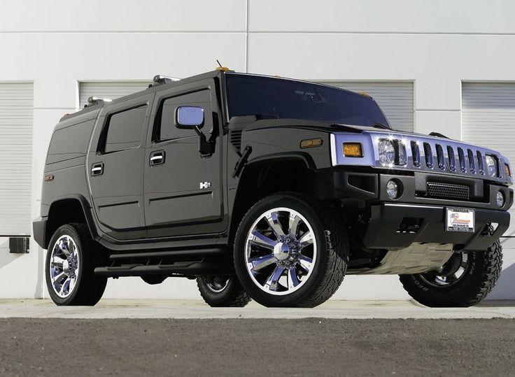 Hummer Truck High Quality Wallpaper 7 - Best car Modified