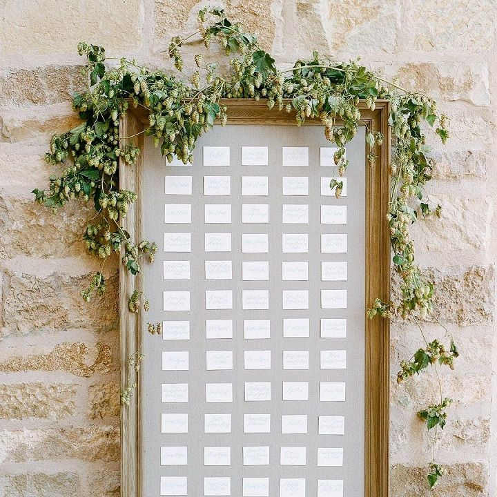 77 best decorations images on pinterest wedding country weddings green wedding decoration for escort card display ideas ideas for dream green wedding junglespirit Gallery
