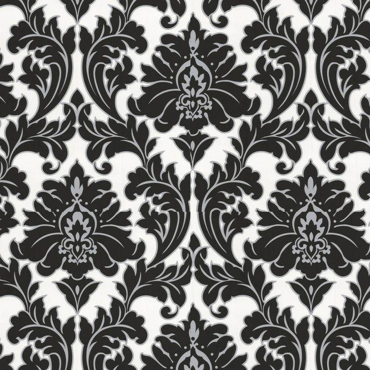 Graham Brown Superfresco Easy Majestic Black And White Wallpaper Laylagrayce Wallpaper