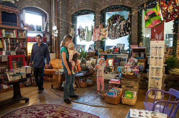 Community Post: The 14 Absolute Best U.S. Kids' Bookstores (As Chosen By…