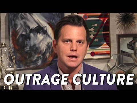 Outrage Culture is Becoming Mainstream Culture - YouTube