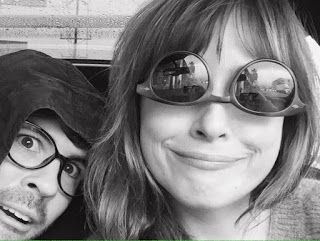 """Dakota Johnson Life: NEW Personal Picture of Dakota with her friend Blake! """"Going to #SNL tonight for my bud Dakota. Hope I meet the Wishin Boot."""""""
