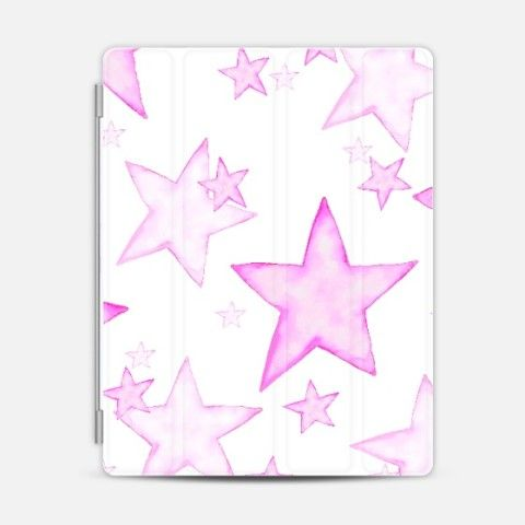 PINK STARS iPAD 2 cover iPad 2 case by Monika Strigel | Casetify