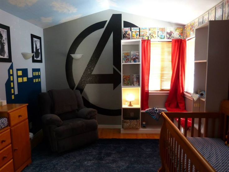 Avengers nursery