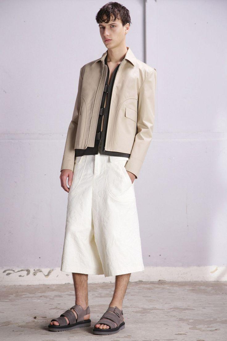 Damir Doma, spring/summer 2015 menswear