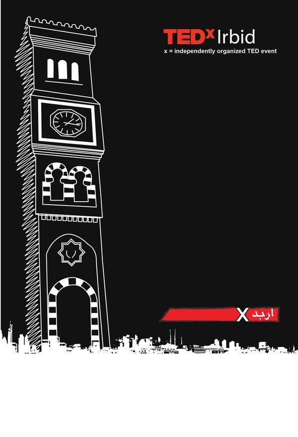 TEDx Postcards on Behance