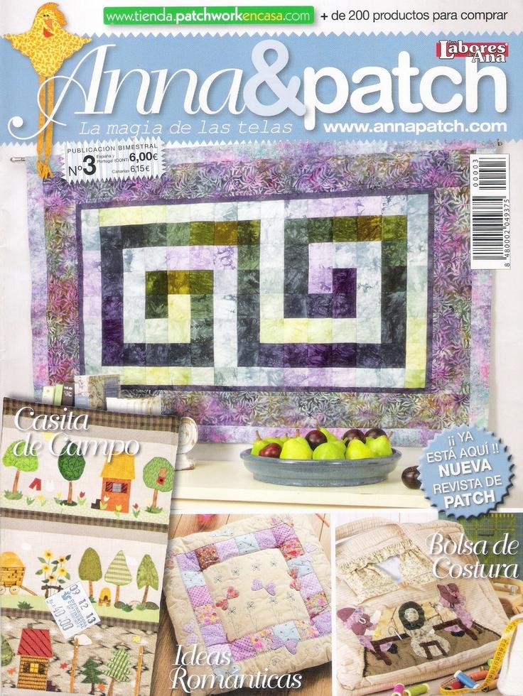 Anna Amp Patch 3 Magazine Pinterest Patches