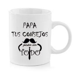 Taza - CONSEJOS DE PAPÁ