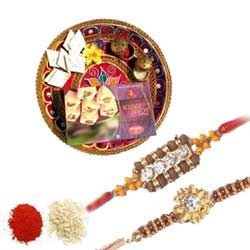 Rakhi festival shows the symbol of love between brothers and sisters. So on this rakhi day, Buy Rakhi Online in India through a reputed rakhi online shopping center which provides you timely delivery of your order.