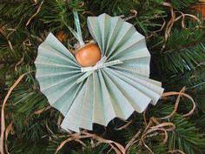 Decoração de Natal Verde Menta