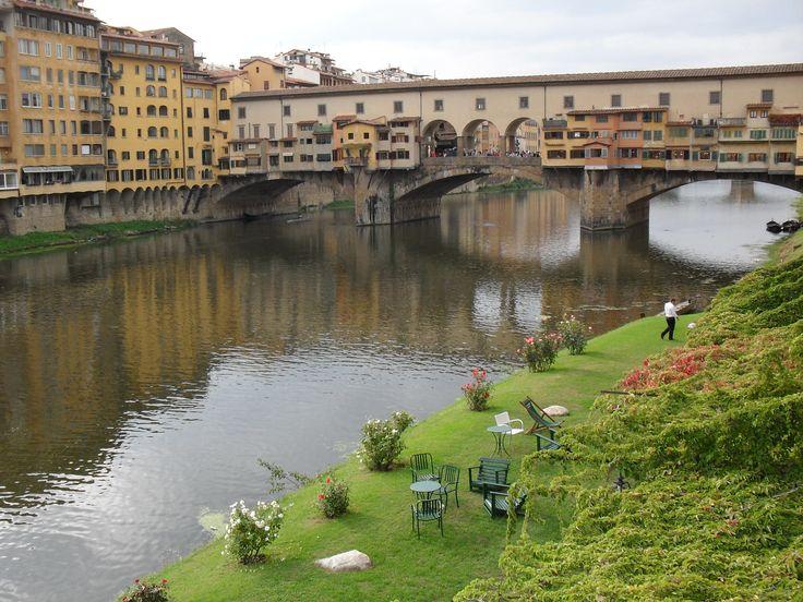 Ponte Vecchio, Firence, Italy