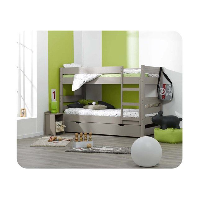 17 meilleures id es propos de lit superpos sur pinterest lits superpos s - Lit superpose 90x190 ...