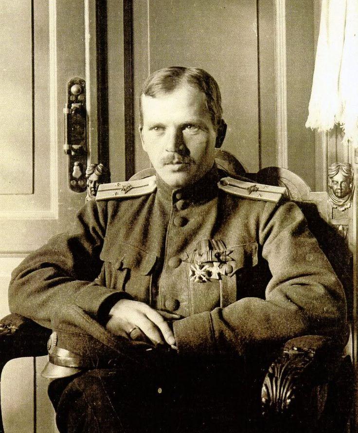 Imperial Russian Pilot