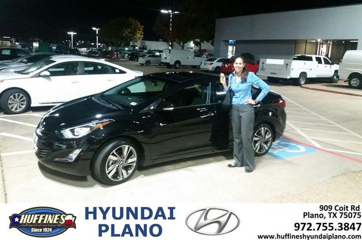 https://flic.kr/p/NWWWuc | #HappyAnniversary to Addy and your 2014 #Hyundai #Elantra from Everyone at Huffines Hyundai Plano! | www.deliverymaxx.com/DealerReviews.aspx?DealerCode=H057
