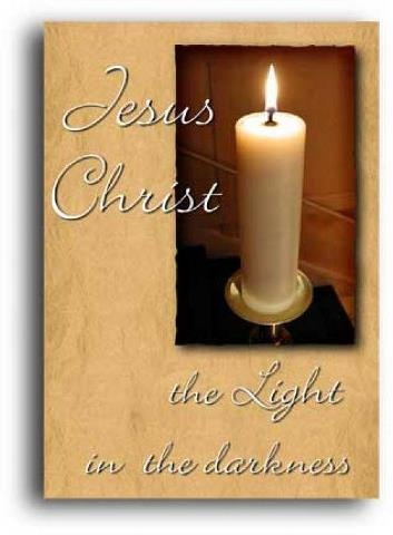 as follower of Jesus its your turn to be lights of the world