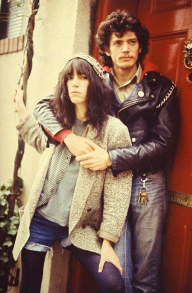 Patti Smith & Robert Mapplethorpe
